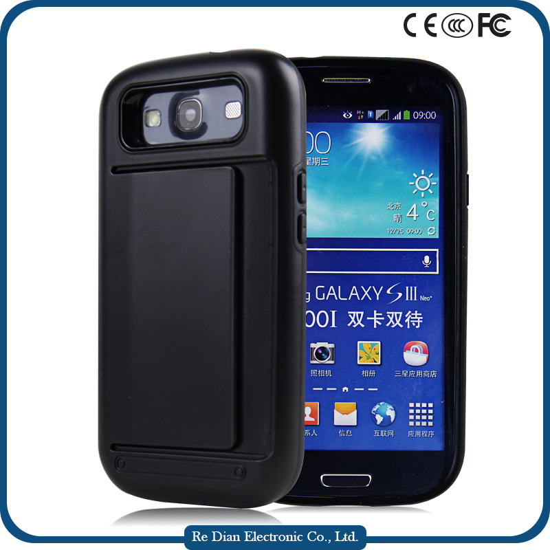 2016 Factory Latest Design Shockproof Mobile Phone Cover Cell Phone Case for Samsung Galaxy S3 i9300