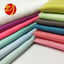 Wholesale 100%microfiber peach skin fabric microfiber fabric in rolls for hometextile