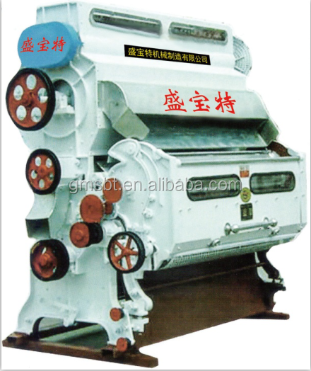 MYJ-90 brush and sawtooth cotton ginning machine