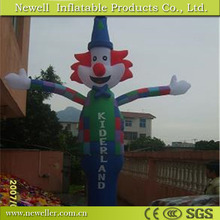China Manufacture latest inflatable cartoon tiger for wedding decoration