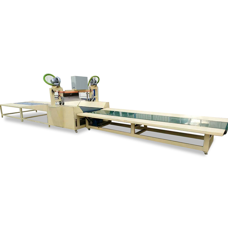 High Frequency Doublel sides Edges Folding Welding Machine For Tarpaulin