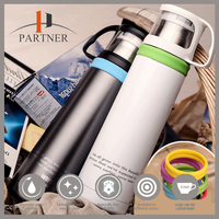 Promotional Sport Drink Insulated Tritan Customized Aluminum Water Bottle