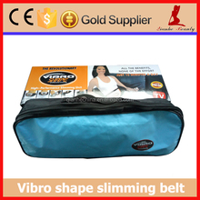 Electric belt waist massager heated belly vibrator slimming belt