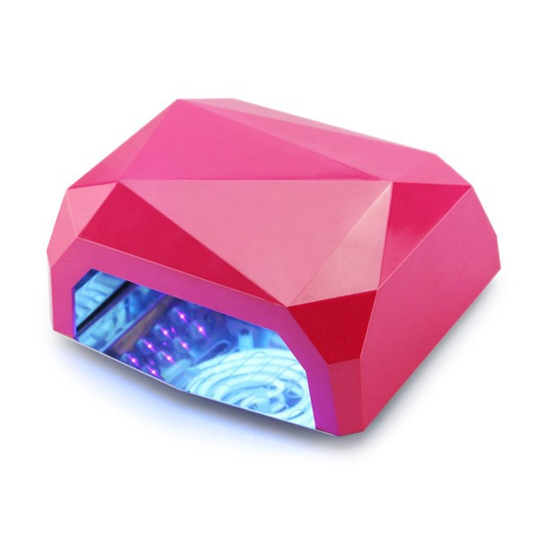 Benice LED+CCFL UV LAMP for home 18W & 36W UV NAIL GEL DRYER
