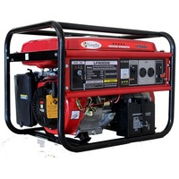 China LONFA Cheap Silent Portable Petrol Generator 3kw 5kw