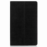 Hotest For Huawei MediaPad M2 Youth Version FDR-A01W 10.1 inch Stone Texture Horizontal Flip Leather Case with 2-folding Holder