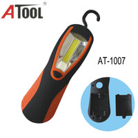 ATOOL 3W COB work light with hook Portable strong magnet dry battery operated