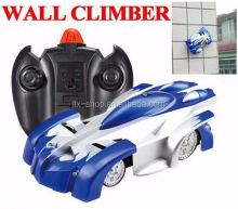 2016 New Arriver Wall climbing car Radio control toys electric Wall climbing race car toys for children