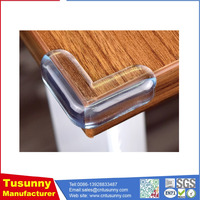 hot sale childproofing plastic baby corner guards / corner protector