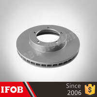 Auto Chassis Parts wholesaler the brake disc for Toyota Land Cruiser HZJ79 43512-60140