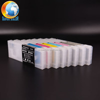 Supercolor Refillable ink cartridge compatible for Epson 7800 9800 7880 9880 7400 9400 7450 9450 inkjet printer cartridge