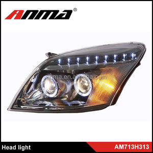 Supply aftermarket head lights for car