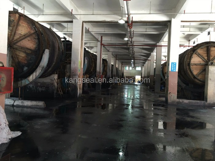 Oil glazed cow grain leather for sofa, bags, etc, semi aniline cow grain leather
