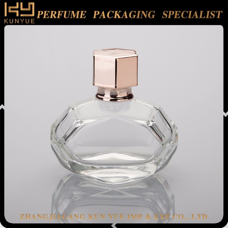 Factory sale various car hanging glass perfume bottles