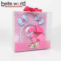 Wholesale Popular Princess Girl Children's Cartoon Hair Party Gift
