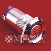 ONPOW Buzzer(GQ19B-SM series,19mm,CE,ROHS,REACH)