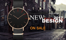 Customize DW Watch Simple Style Brand Your Own Logo Men Quartz Watches
