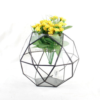 MX130037-Gray flower pots wholesale