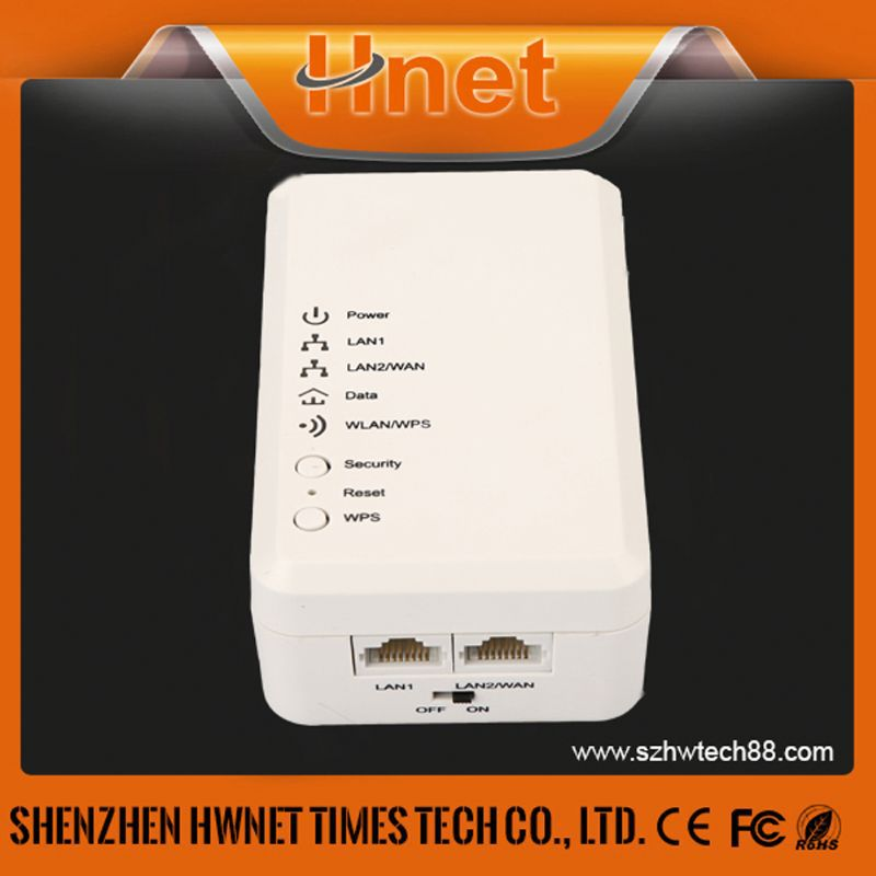 Hnet 2015 Factory Price 500M OEM PLC Homeplug av Powerline Adapter PLC