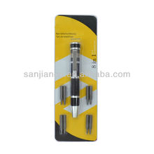 8 in 1 pen screwdriver set