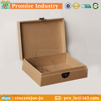 Creative Design Kraft Paper Gift Boxes