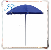 Hot selling beach umbrella promotional and cheap price advertising portable beach umbrella