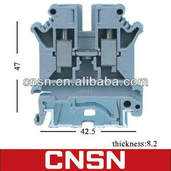 UK-6N UK series universal terminal block