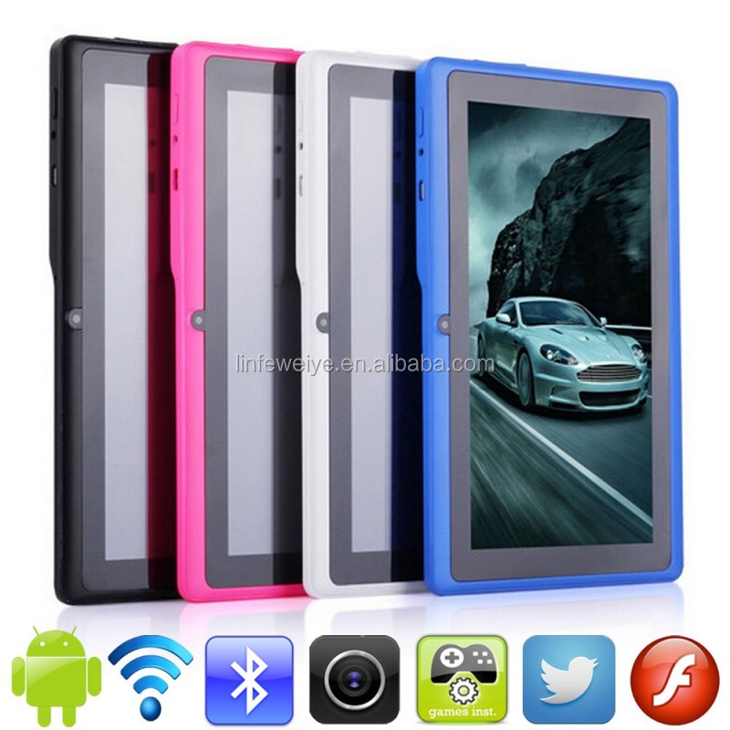 Best Price Smart Touch Tablet with WiFi,Super Slim Tablet PC Android Tablet Rohs