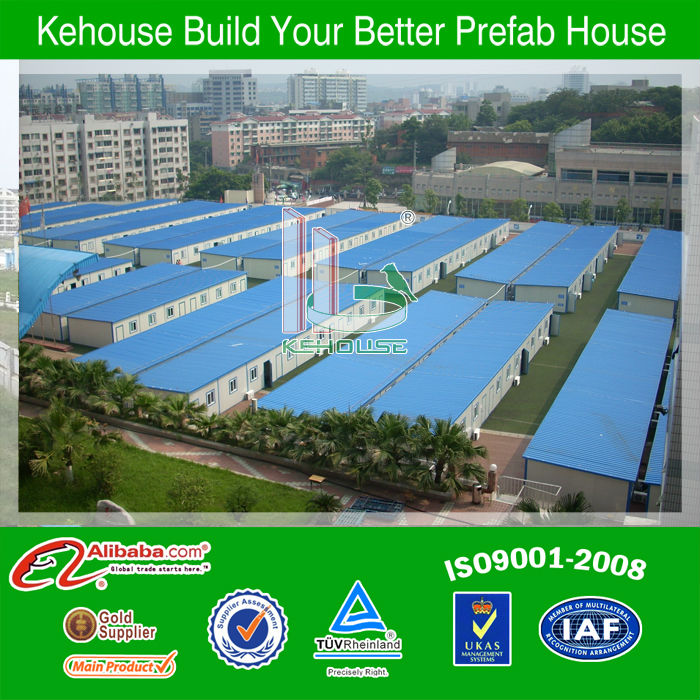 china ready made mobile homes manufacturers