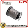 OEM factory price Auto Parts Steering Parts Metal Rubber Bushing 48654-0K010