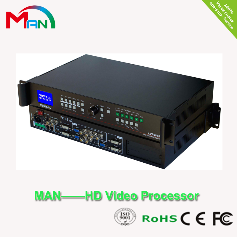 Maan high resolution <strong>video</strong> processor LVP 605s for indoor /outdoor led advertising <strong>video</strong>