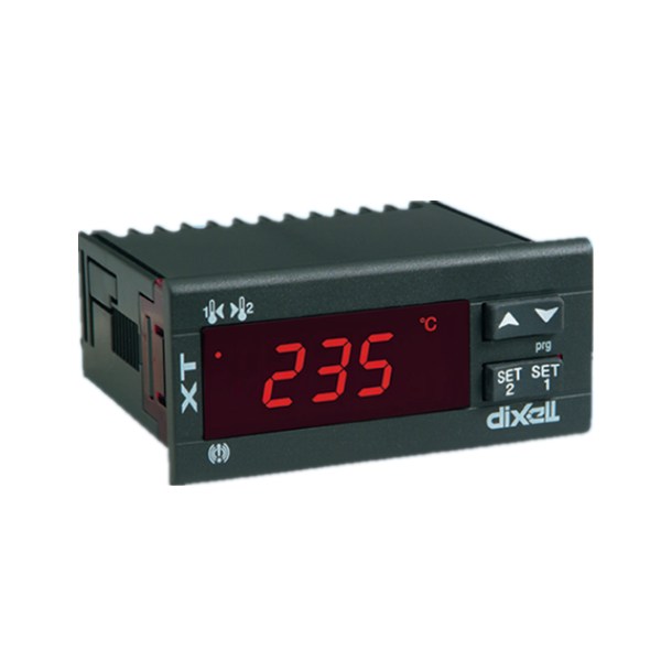 XT100 Series digital temperature and humidity controller for incubator