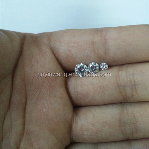 HPHT Lab Grown Loose Diamond,Polished CVD Diamond