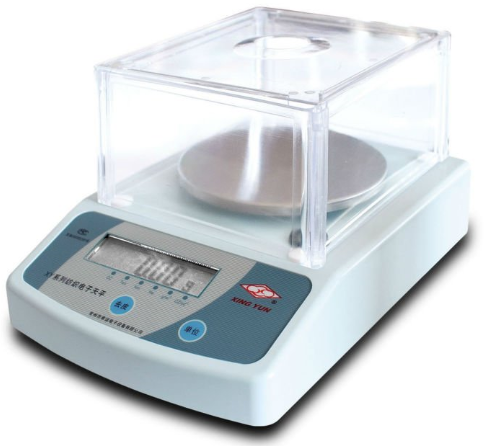 510g/0.01g digital textile/fabric weight scale