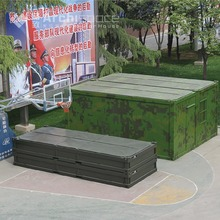 CYMB military container house with portable houses
