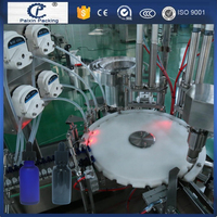 shanghai paixie factory price e liquid filling and packaging machine CE standard filler