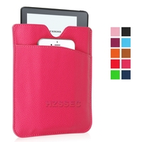 Luxury PU Leather Protective Cover Shell Bag For Amazon Kindle Oasis Sleeve Tablet Case