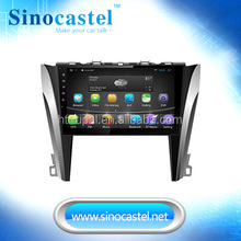 10.1-inch android car dvd player with high resolution for Toyota