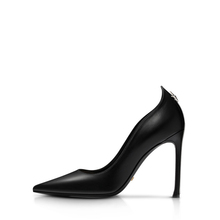 Leather Super Sexy Pointed Toe Wedding Pumps Stilettos High Heels Pretty Dressing Shoes