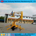 8-20m trailer mounted boom lift/tow behind towable boom lift for sale