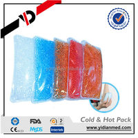 Hot Cold Gel Beads Pack for heating pad