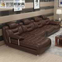 Happy Brown Cotemporary Furniture Living Room