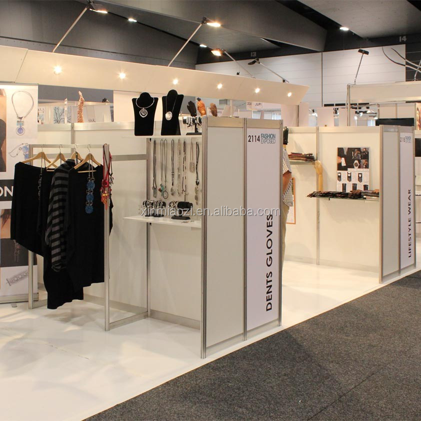 XINMIAOSYSTEM Flexible, Creative And Highly Cost Effective Exhibition Booth And Custom Stands For Display And <strong>Shows</strong>