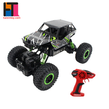 alibaba china 4wd cross country rock crawler rc car 2.4g for cheap wholesale