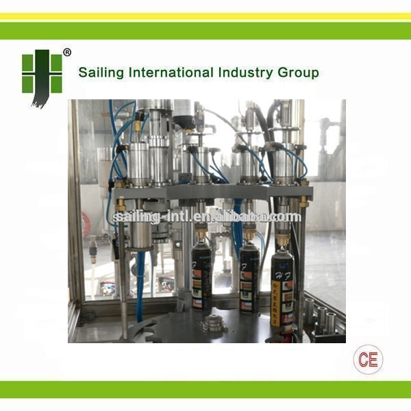 SL750F tube filling sealing machine