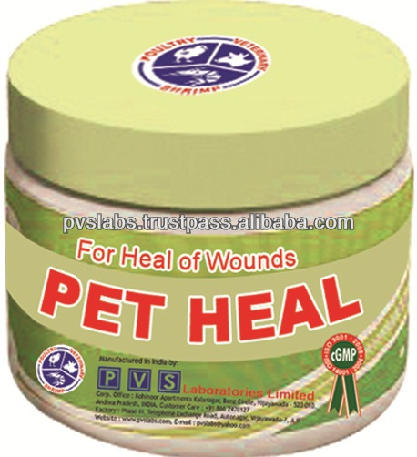 Wound medicines for dogs