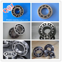 qingdao jiade bearing/6204 type deep groove ball bearing/Trolley bearing