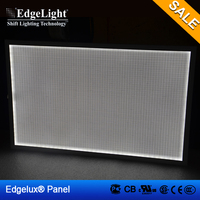 new popular holiday decorative laser dot engraving acrylic sheet led LGP light guide panel with reflective sheet