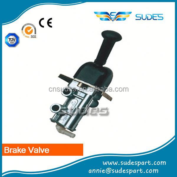 9617223020 Hand Air Brake Valve Hydraulic Control Valve for Mercedes MB Truck