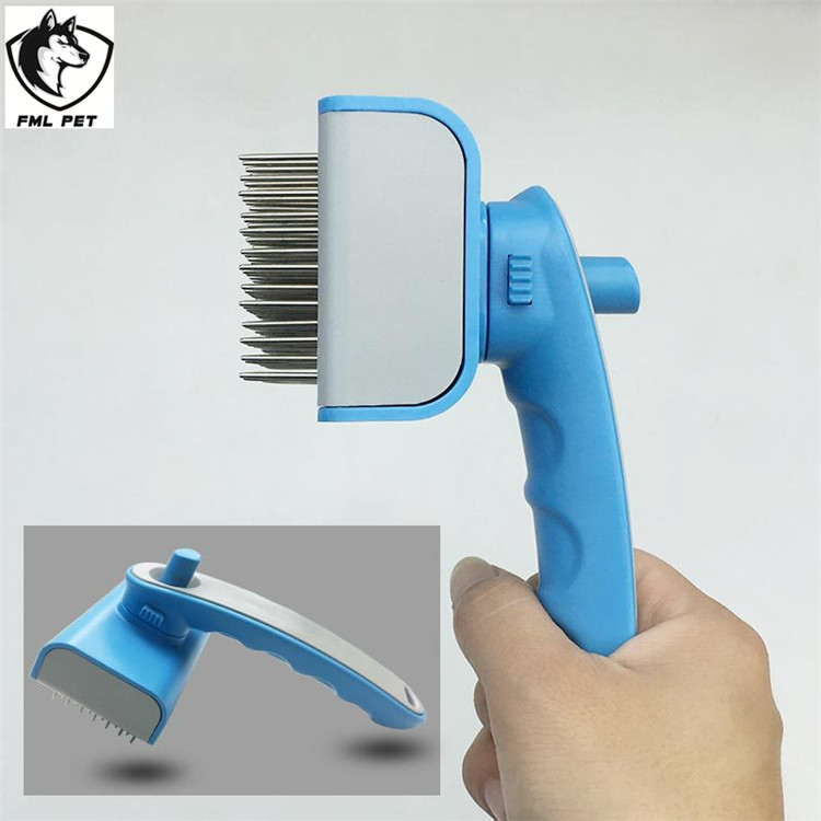 Hot Sale Cheap Pet Cleaning Supplies Thick Stain Nail Pet Hair Remover Brush